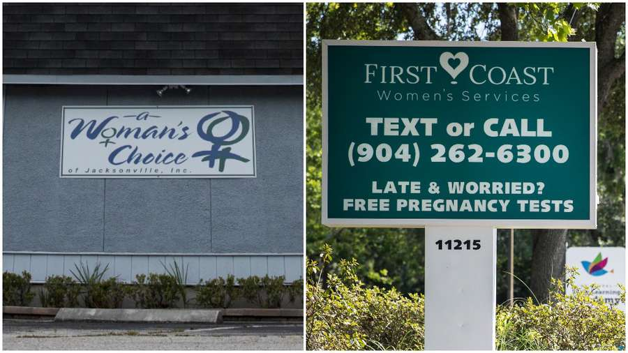 What is it like to work in an abortion clinic or pregnancy center