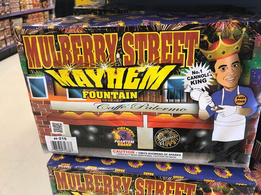 Mulberry Street Mayhem