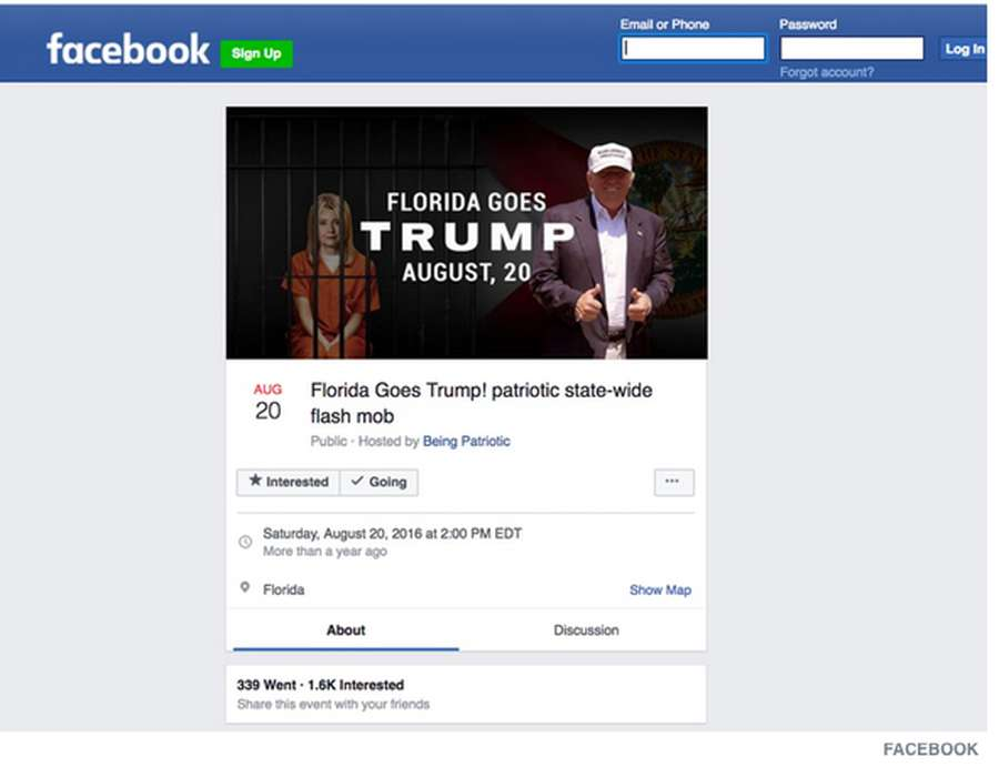Facebook Promises 'New Standard for Transparency in Online Political Ads'