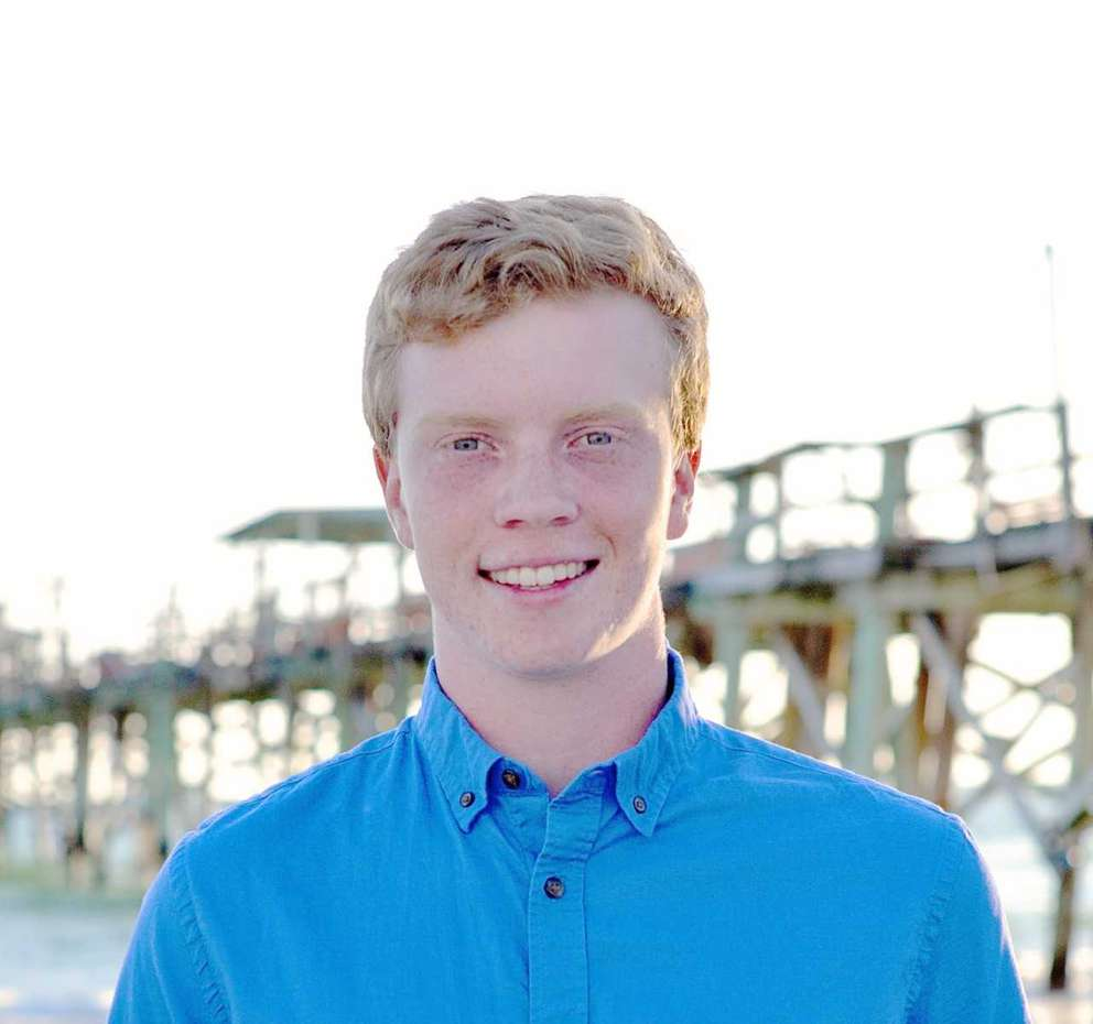 Carson Hamel is the 2018 valedictorian for the Center for Advanced Technologies at Lakewood High School.