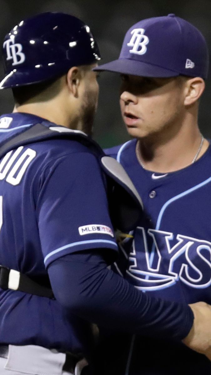 Rays snap four-game losing streak in 5-3 win over A's