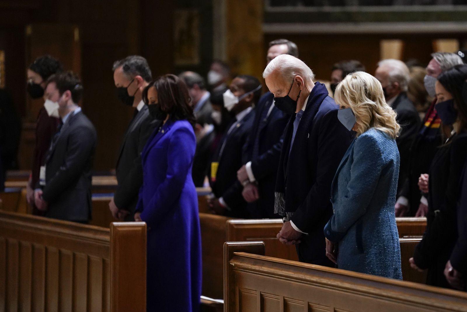 Photos: The inauguration of Joe Biden and Kamala Harris