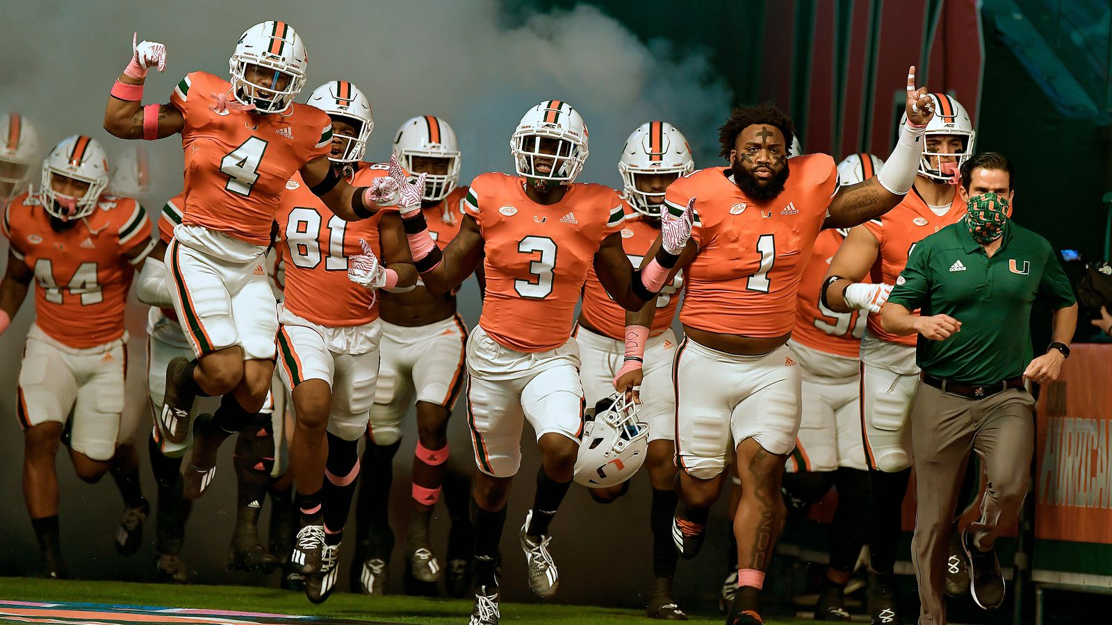 Miami Hurricanes Schedule Issues Show How College Football S Coronavirus Issues Are Mounting