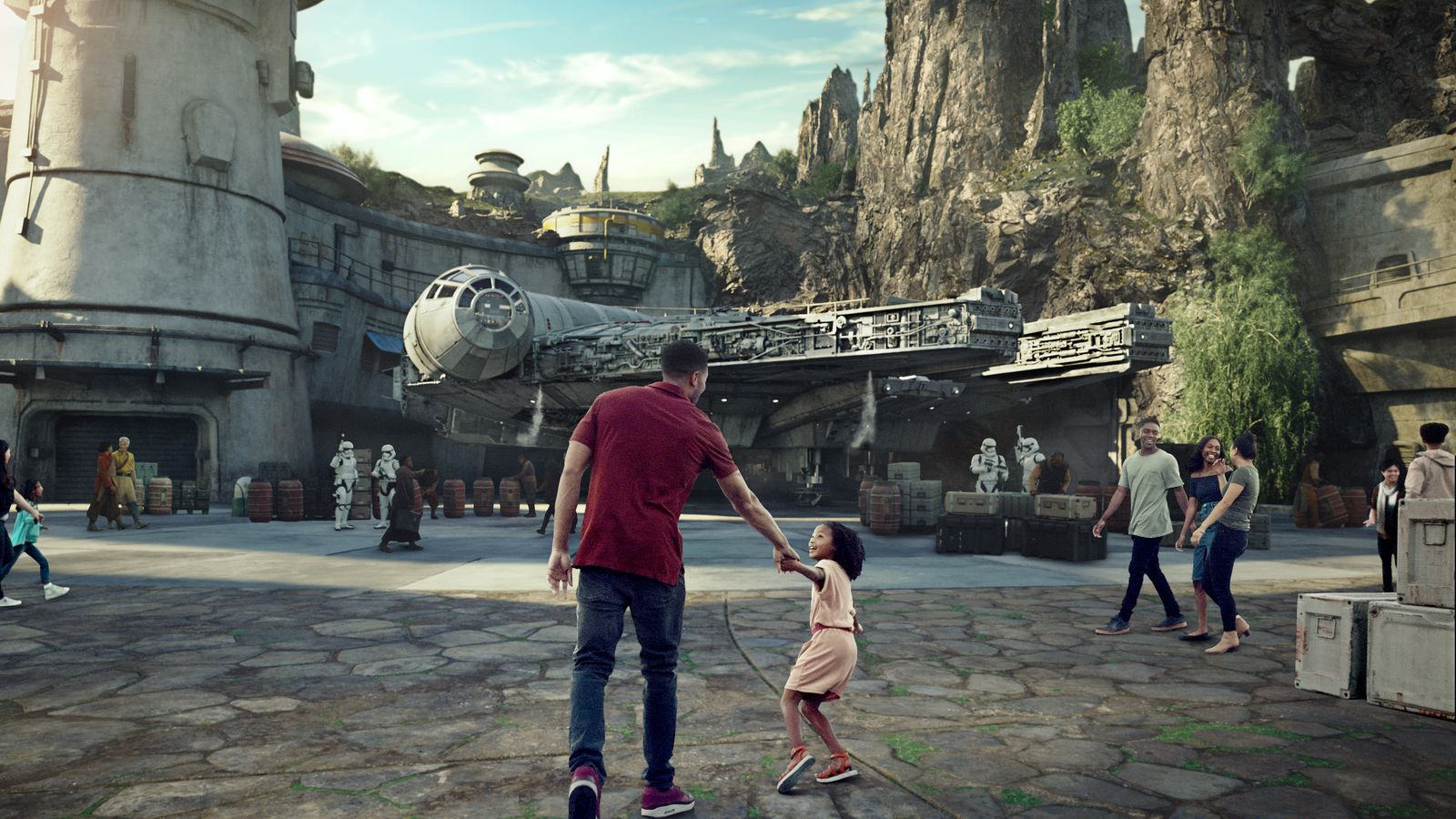Here S Everything We Know About Disney S Star Wars Land