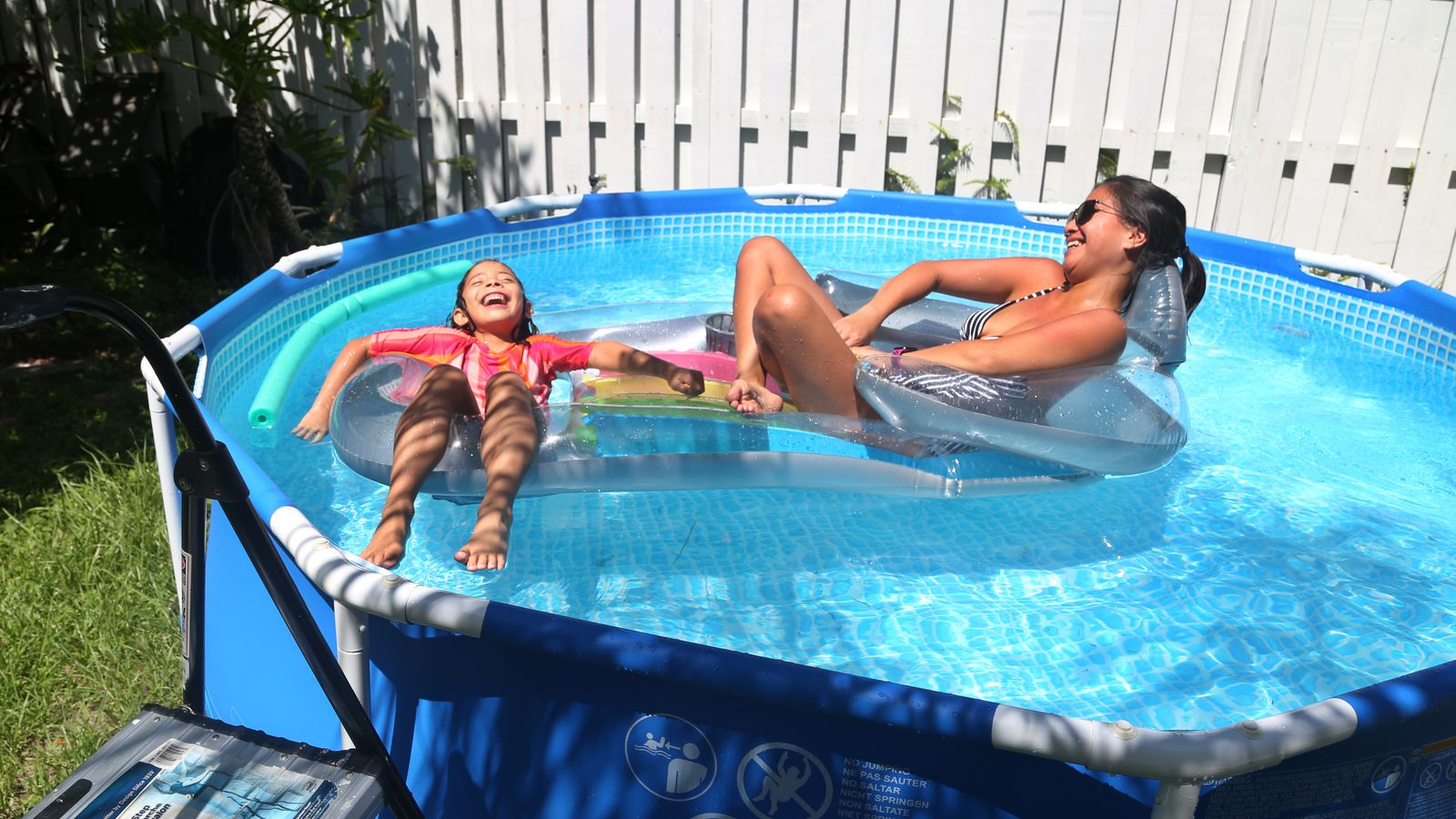 Desperate For A Swimming Pool In Hot Pandemic Times Tampa Bay Good Luck