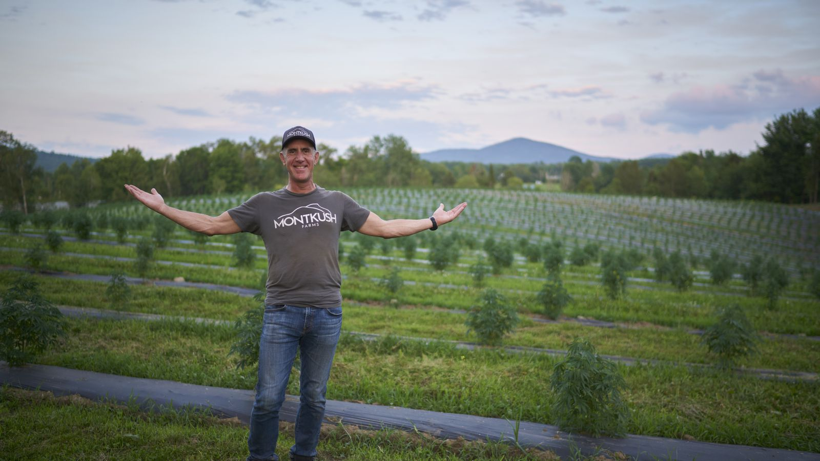 Pitchman Anthony Sullivan Builds A Hemp Farm Inspired By Daughter