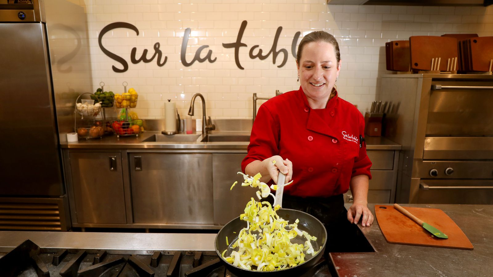 Tampa S Sur La Table Pasta Class Eased A Fear Of Brown Butter