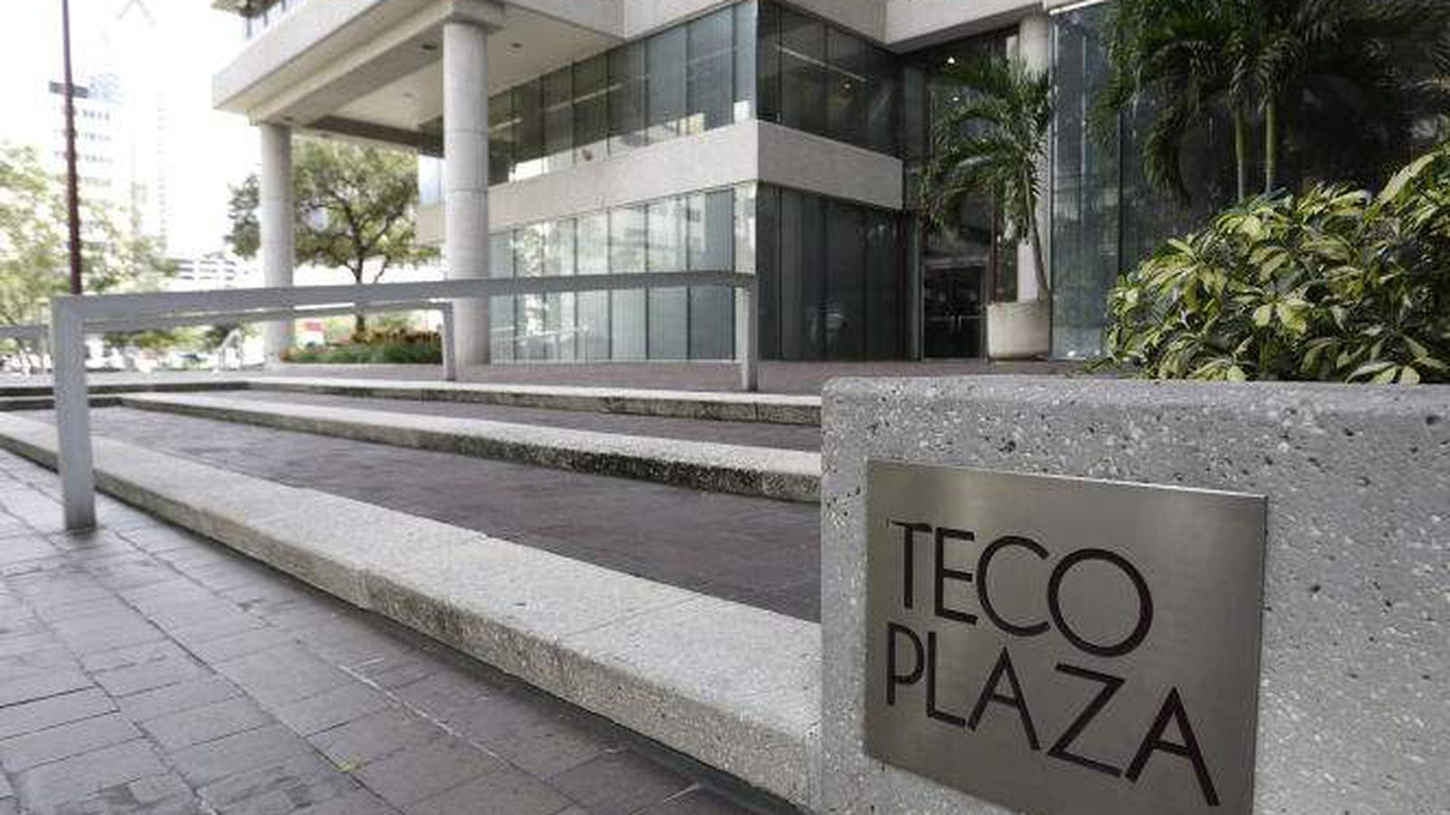 Tampa Electric Co. will ask regulators for a rate increase. Pictured is the company's Tampa headquarters. | [JAMES BORCHUCK | Times ]