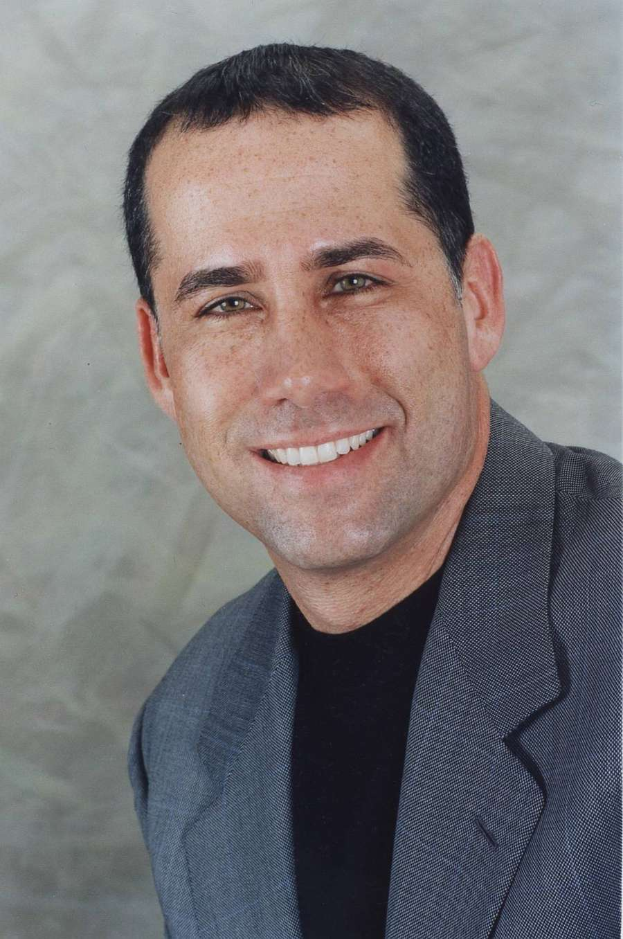 A photo of Philip Levine taken during the mid-90s, when he was president and CEO of OnBoard Media.