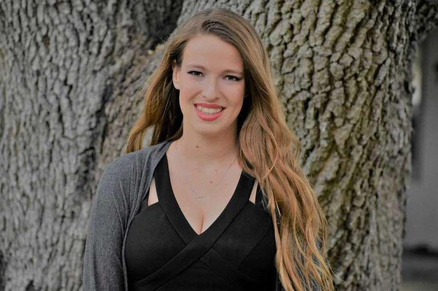 Nicoletta Ann Verrocchio is the 2018 salutatorian at Pinellas Park High School.