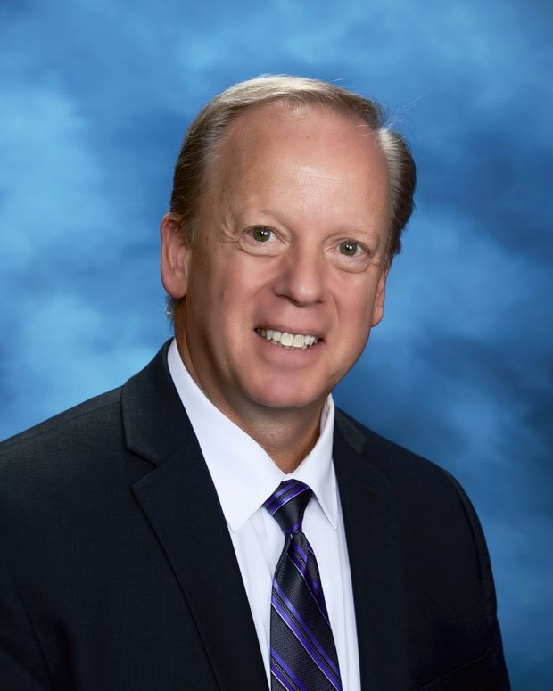 Pinellas County school superintendent Mike Grego