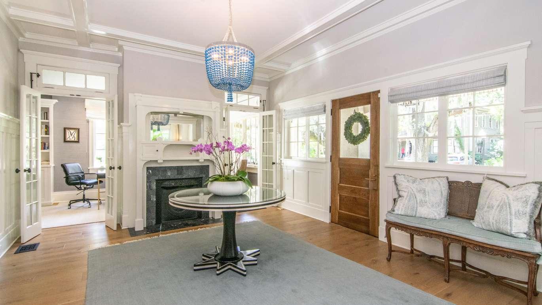 The foyer (Courtesy of Judson Brady/Photo Studio Solutions)