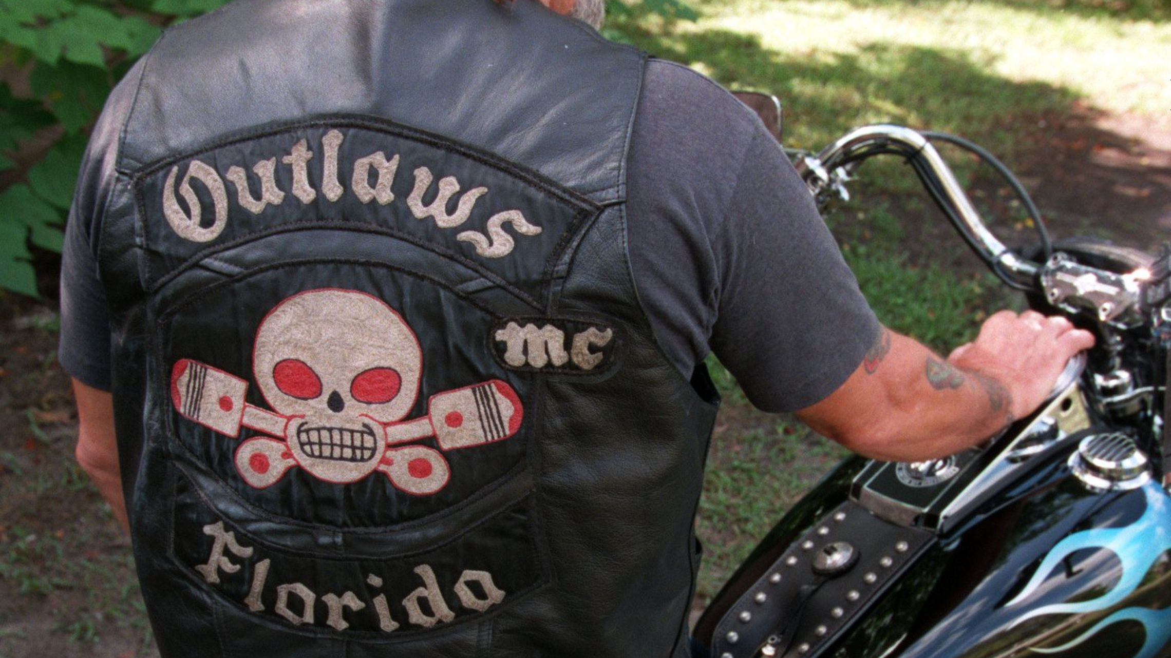 An Outlaws motorcycle club leader's assassination adds to