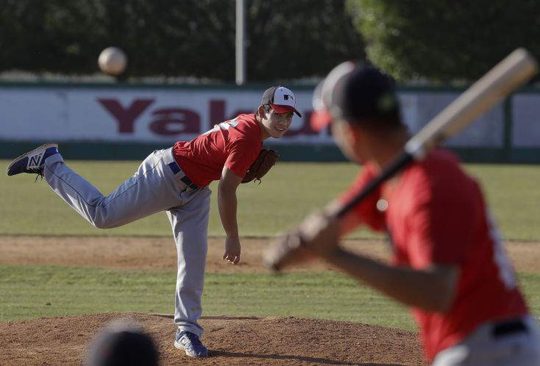 Brazil's 16-year-old baseball wonder turning MLB heads