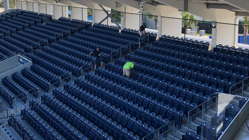 Rays spring game tickets sell out in 5 minutes