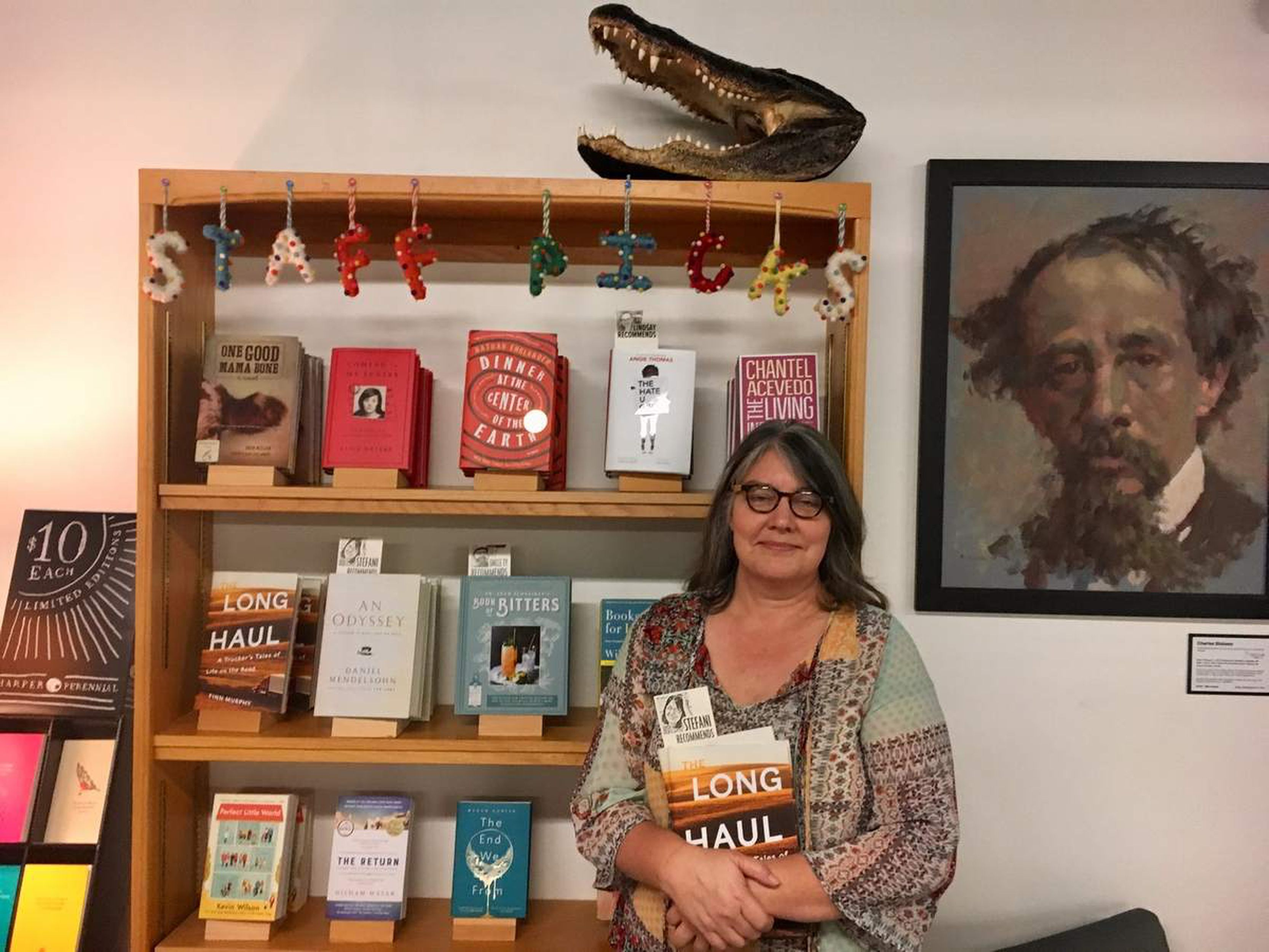 Tampa's Inkwood Books to close March 31
