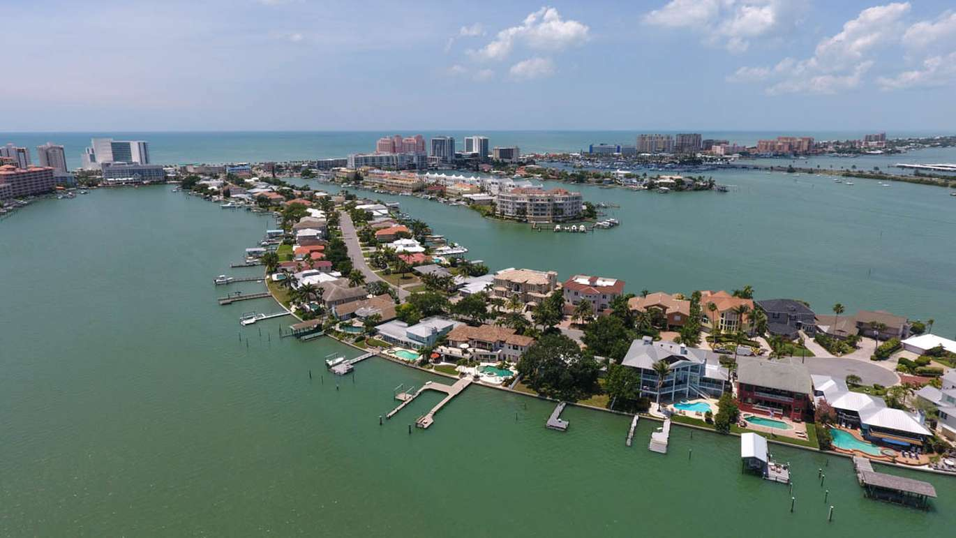 271 Bayside is located just off Clearwater Beach. (Courtesy of CMS Photography)
