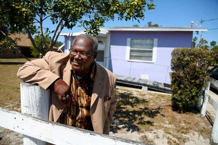 One Of Pinellas Countys Historic Black Neighborhoods Hopes Progress