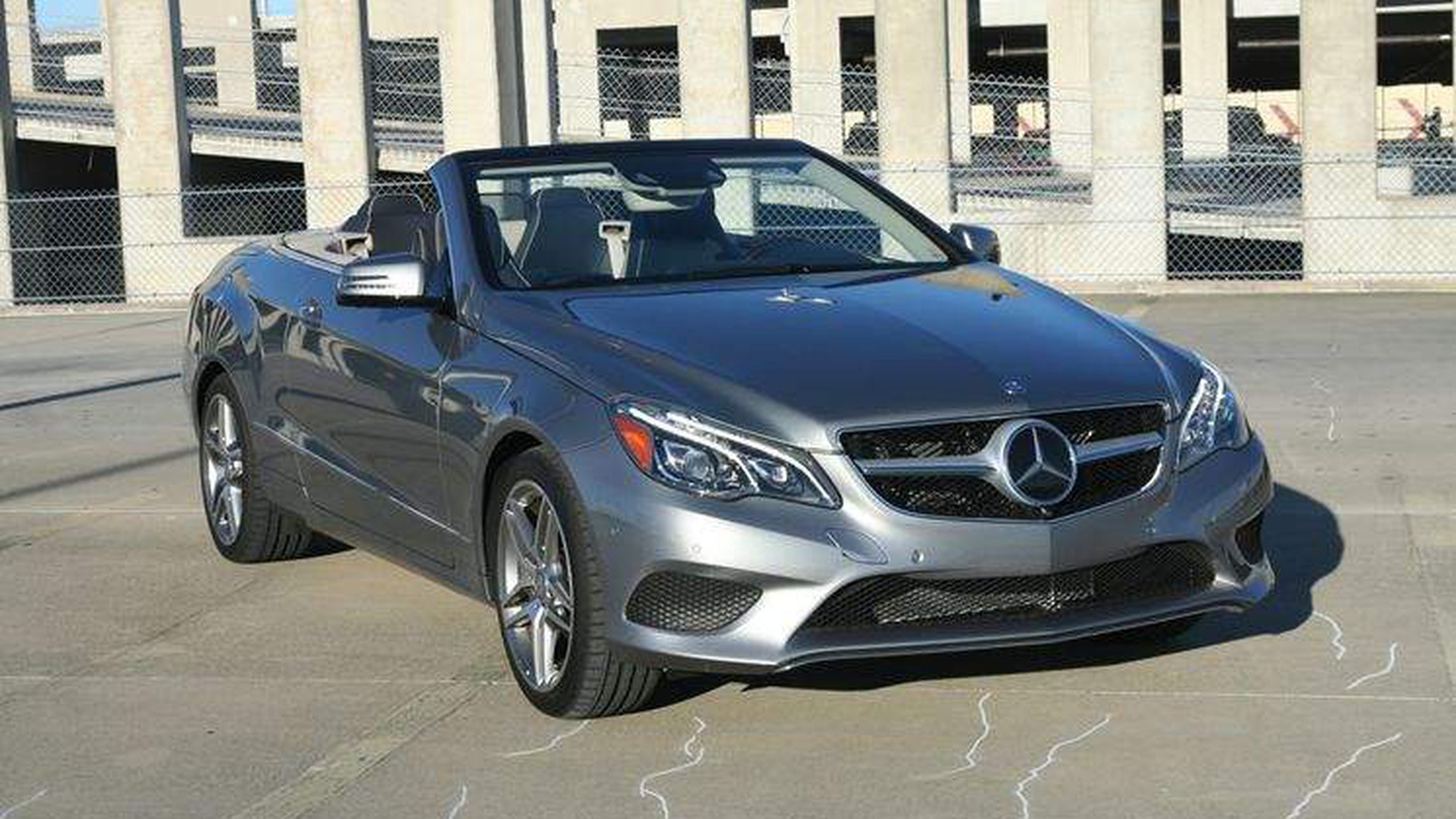 The Daily Drivers 2014 Mercedes Benz E350 Cabriolet