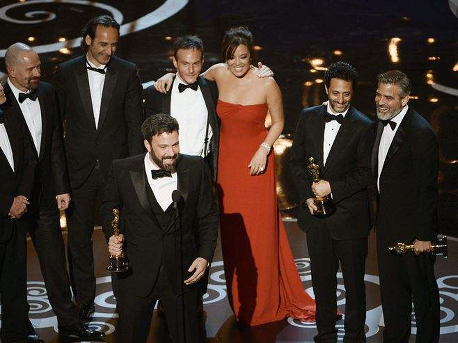 2013 Oscars Are A Matter Of Life And Seth
