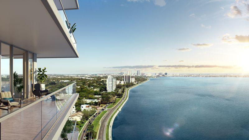 Tampa Ritz-Carlton condos on Bayshore to launch sales of million-dollar units
