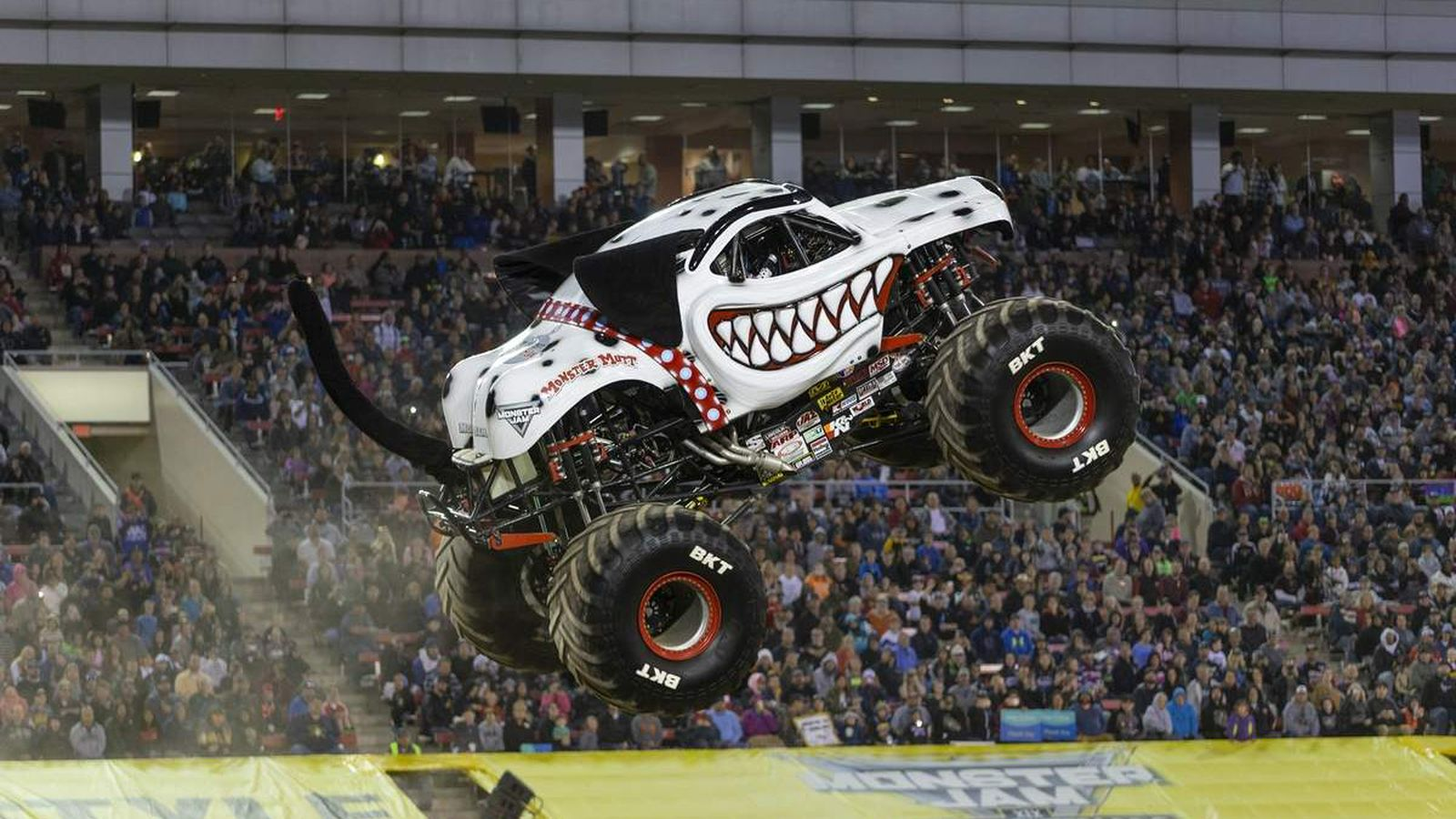 Meet The Two Women Driving The Big Trucks At Monster Jam In Tampa