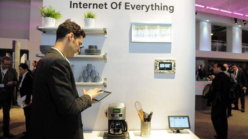 The next phase of wireless technology: an 'Internet of Things'