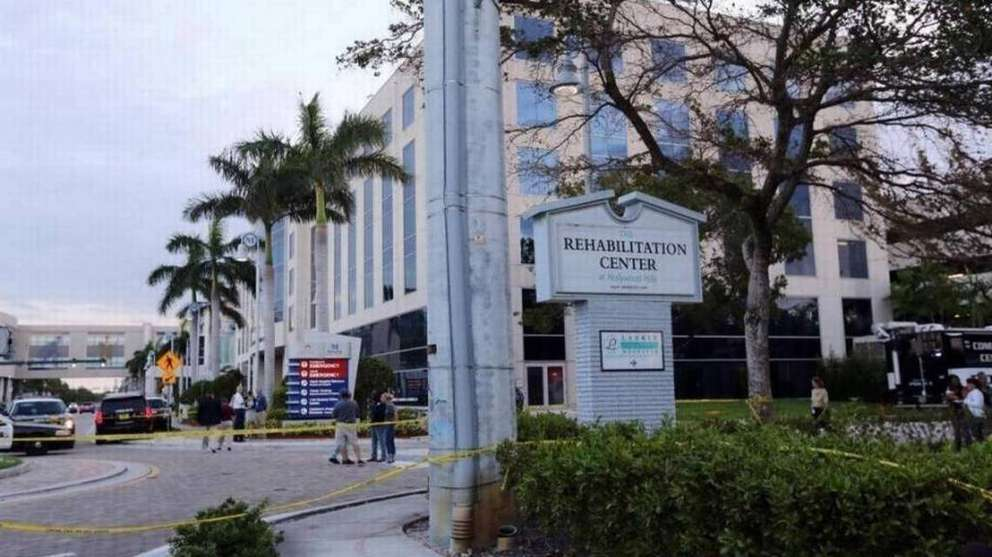 The Rehabilitation Center at Hollywood Hills was ordered closed after the deaths of 12 residents following Hurricane Irma. The home's operators and the state have argued over which bore the most blame.Credit: Miami Herald file