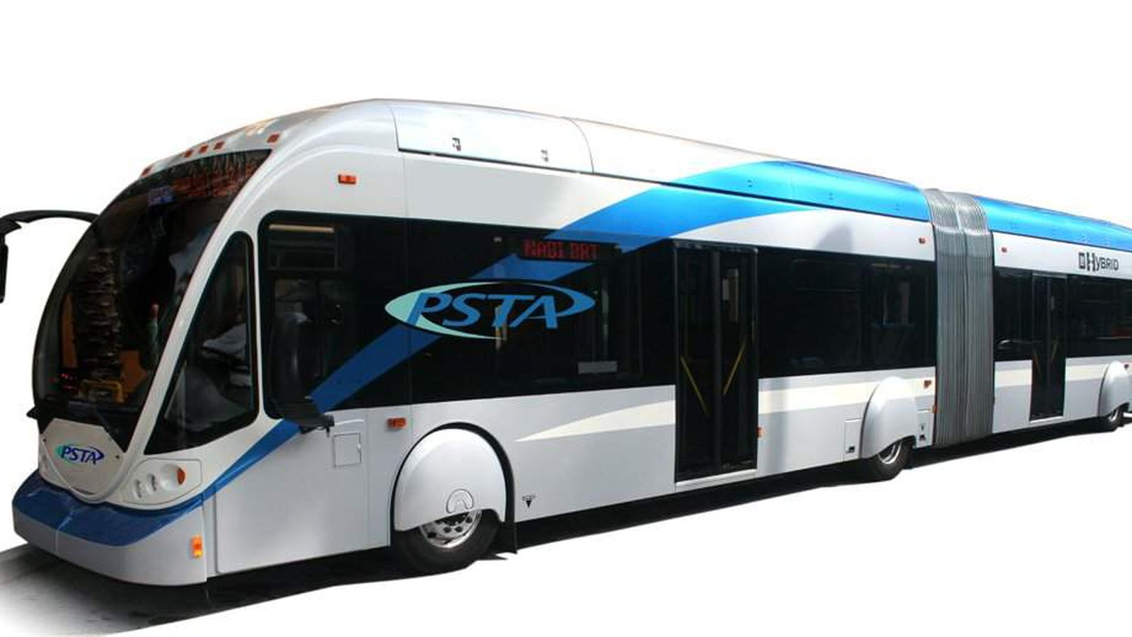 Tampa Bay S Transit Future Light Rail S Out Rapid Buses Are In