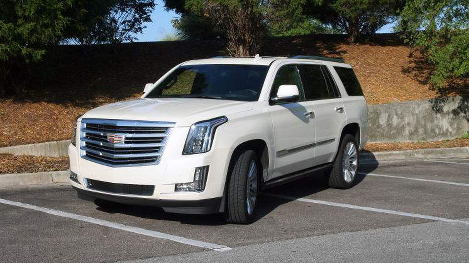 The Daily Drivers 2015 Cadillac Escalade 4wd Platinum