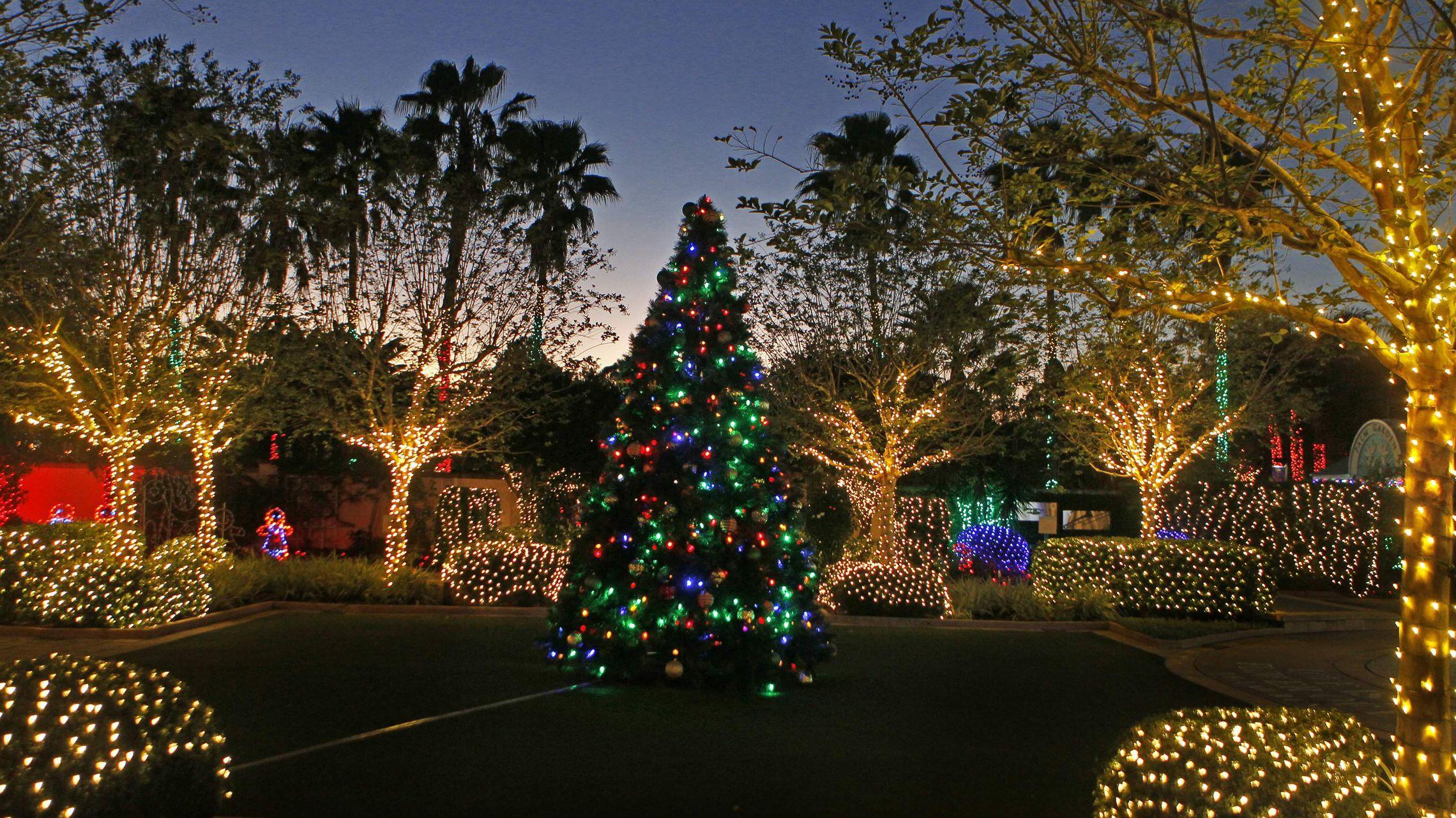 Christmas Light Installers In Carmel