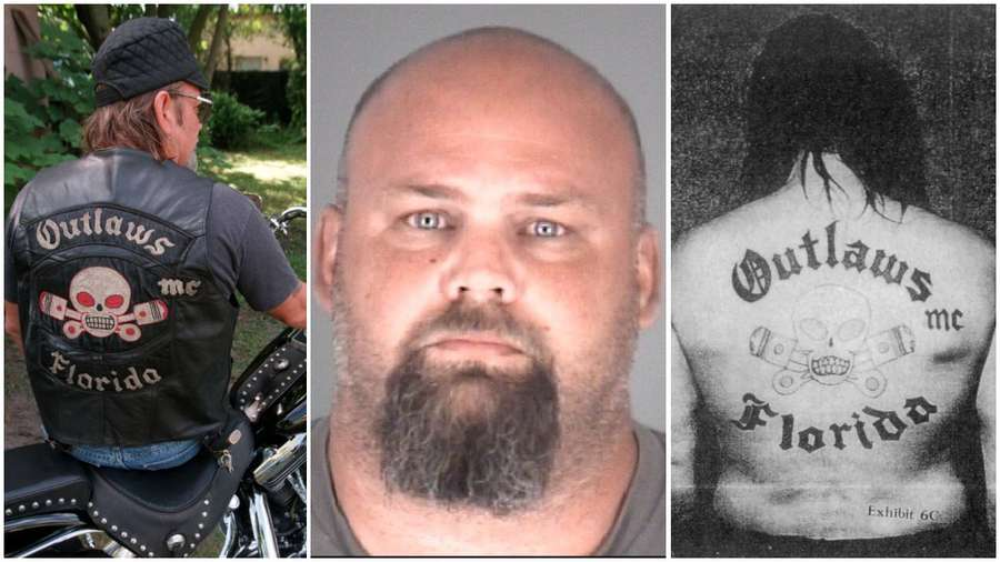 An Outlaws motorcycle club leader's assassination adds to Tampa