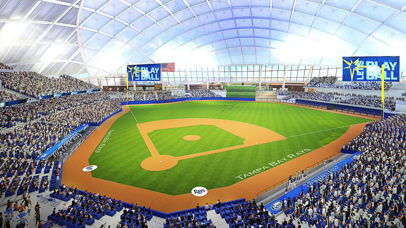 Your first look: Rays new stadium renderings | Tampa Bay Times