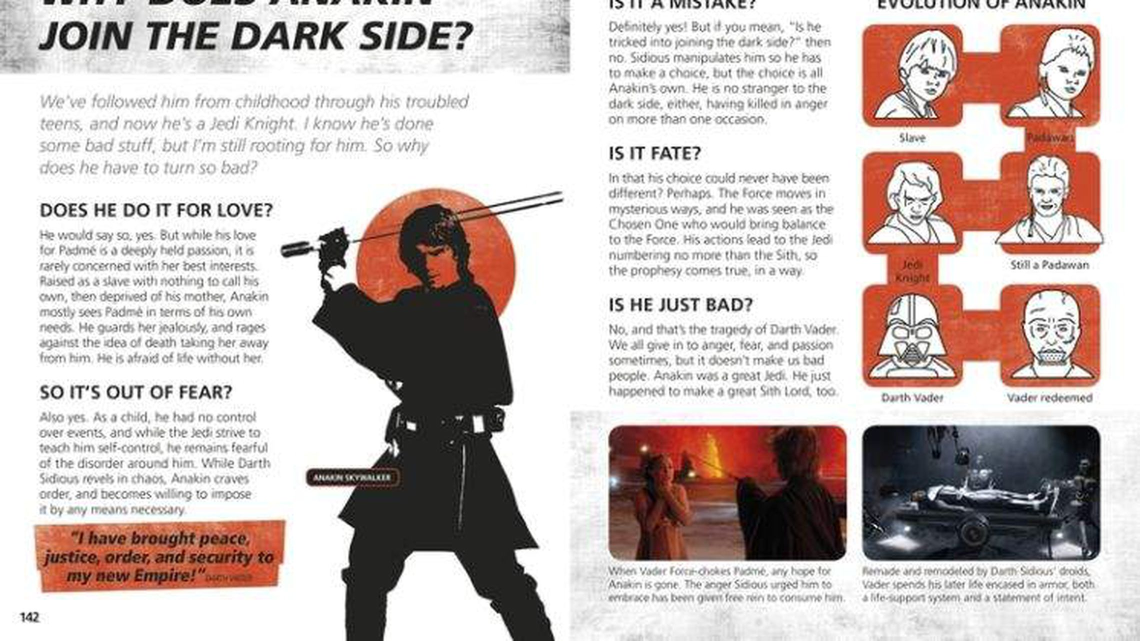 The Force Is Strong With Star Wars Made Easy