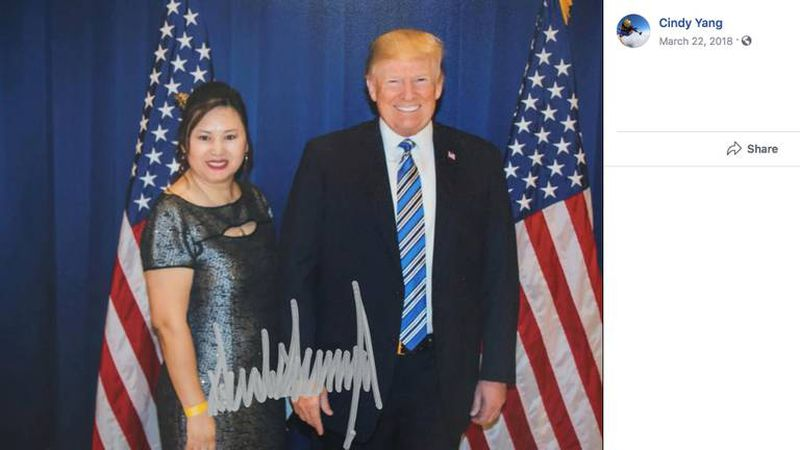 Massage parlor magnate helped steer Chinese to Trump NYC fundraiser, attendee says