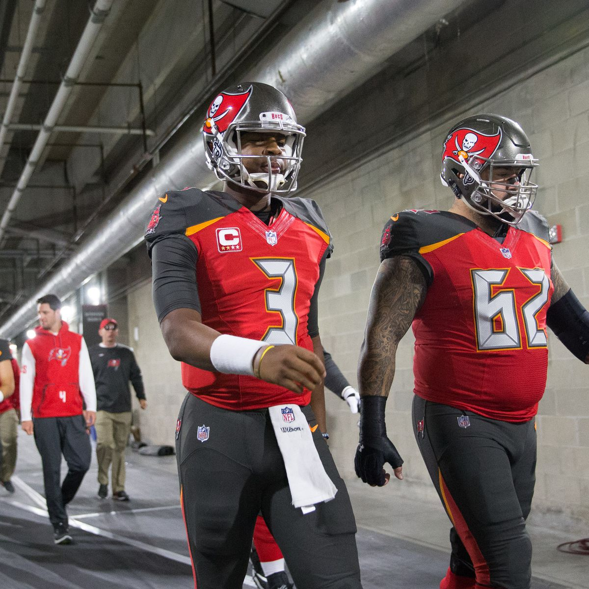 release date 21408 497bc Bucs uniform ranked 32nd among NFL teams, because there isn ...