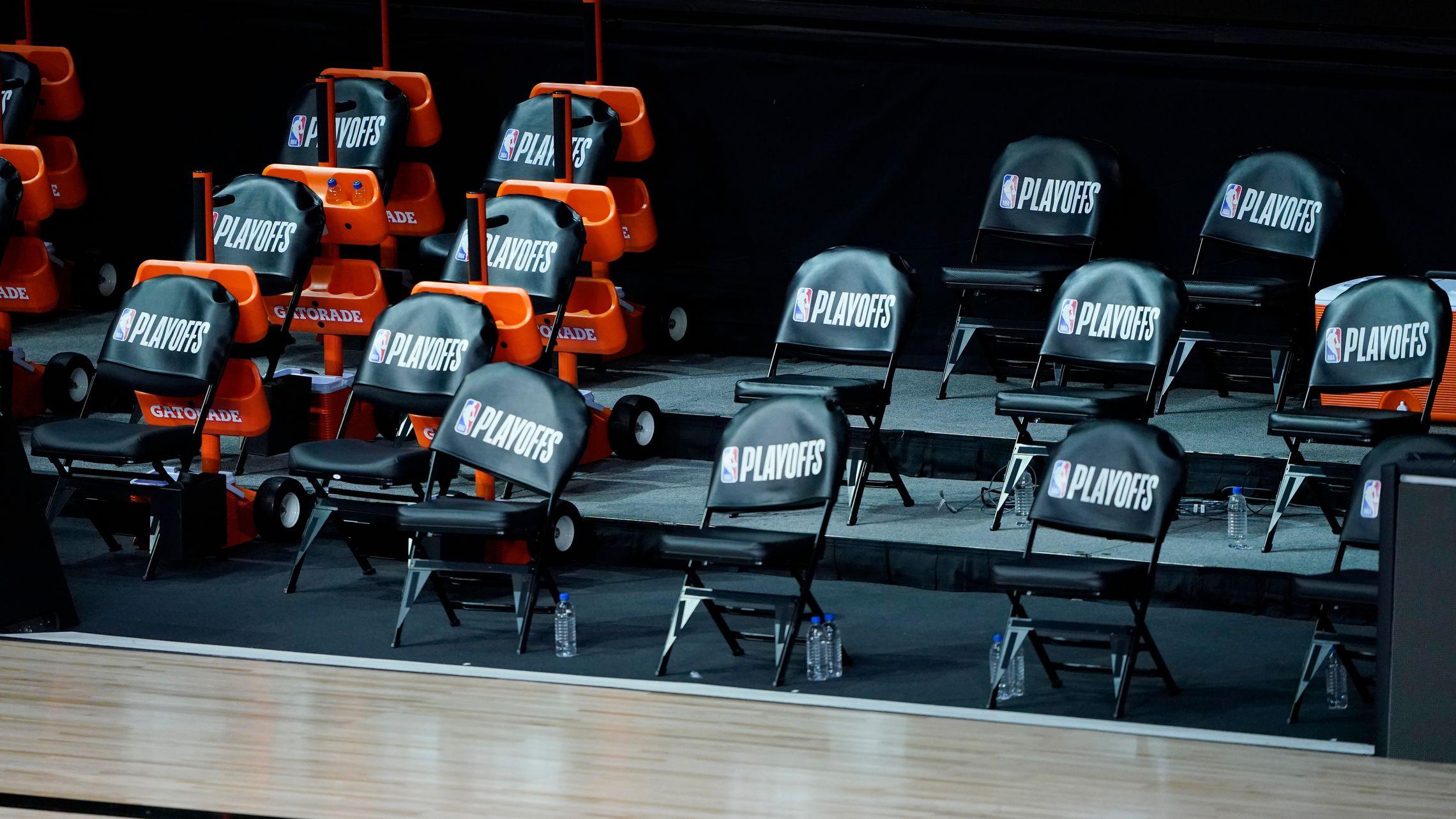 NBA Playoffs Will Resume Tomorrow
