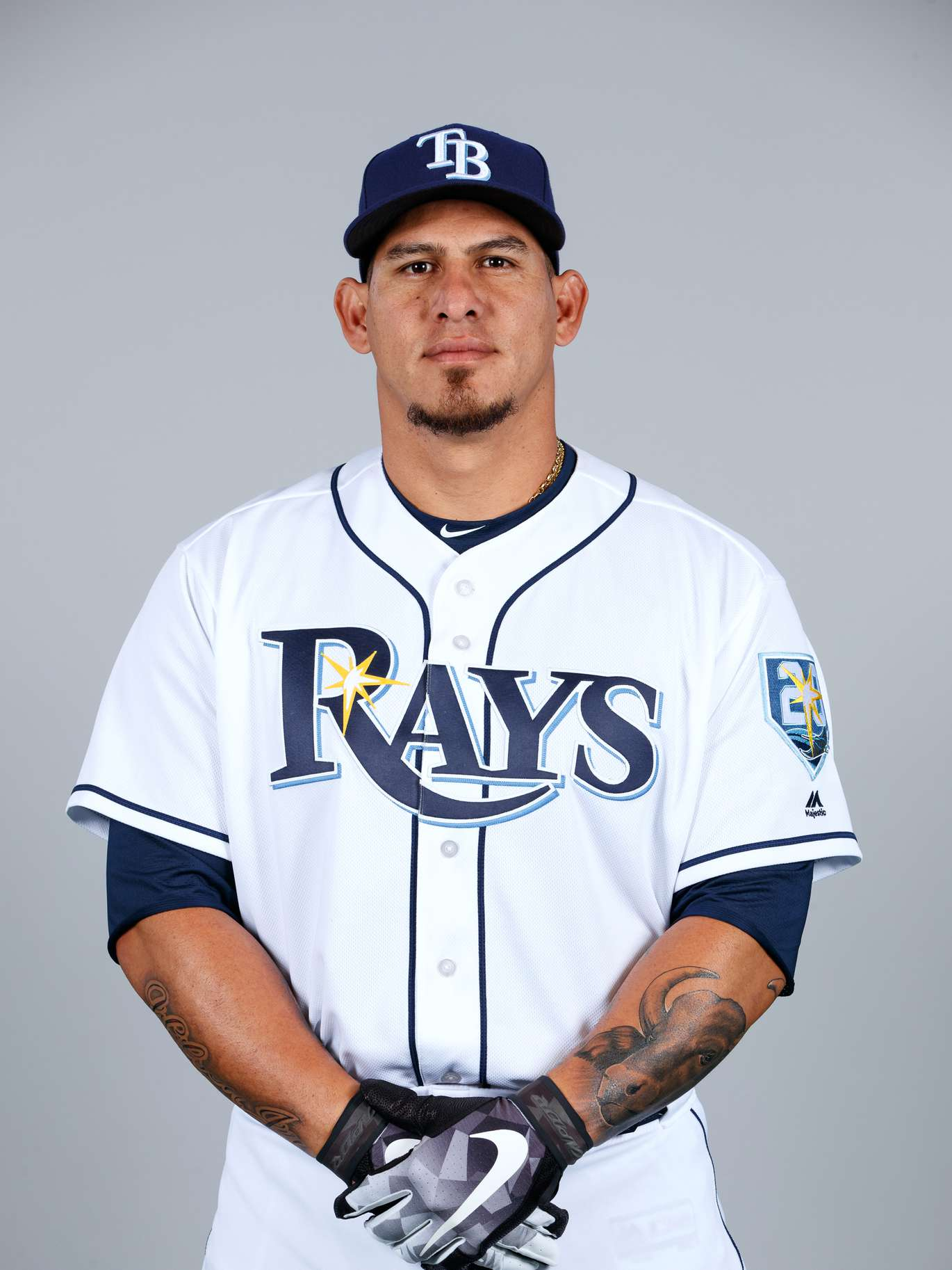 7. Wilson Ramos, c, No. 40: Playing to re-establish value for next big deal after spending '17 rehabbing from knee injury, Rays can benefit from going along for ride.
