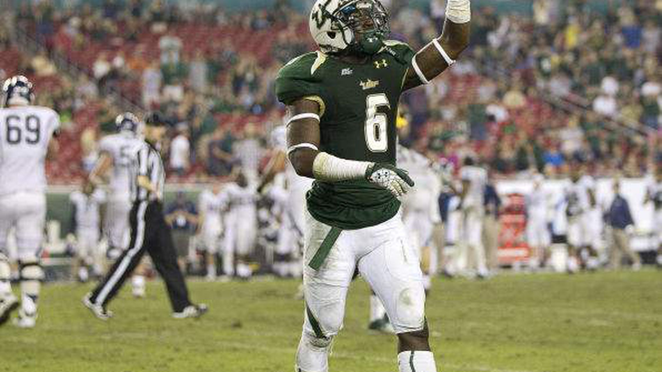 Miami native, former USF star Kayvon Webster took long path to ...