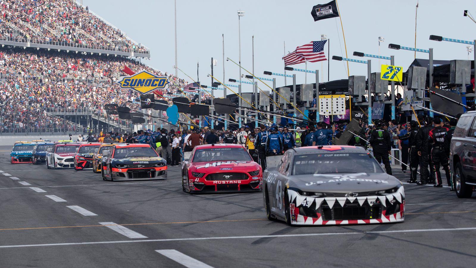 Daytona 500 Five Random Thoughts On Monday S Race
