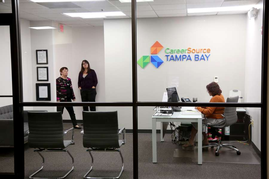 Douglas R Clifford Times The Careersource Tampa Office At 4902 Eisenhower Blvd Suite 250 Is Open On Wednesday 12 6 17