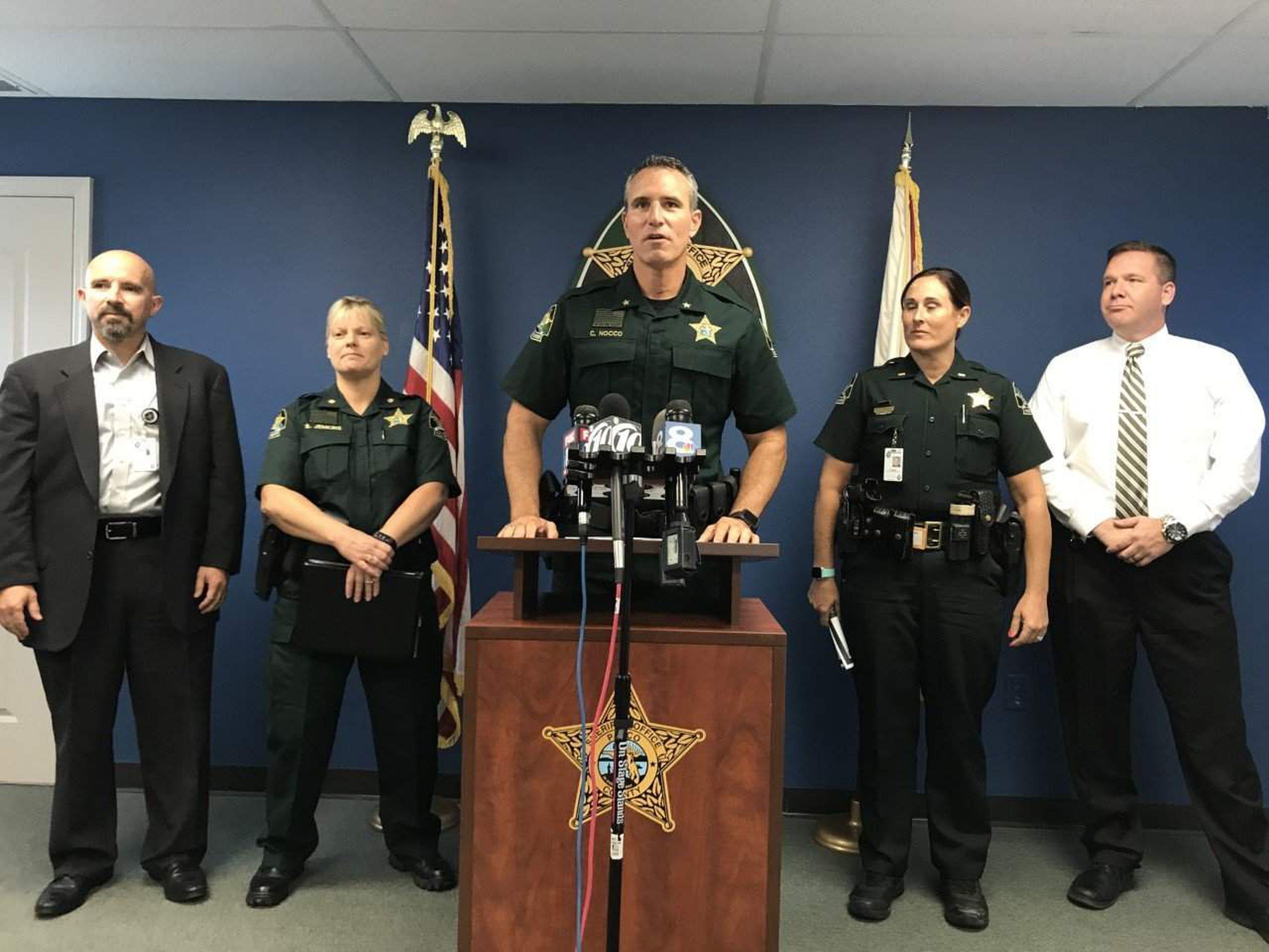Strange Pasco County Sheriffs Office To Introduce New Team Focused Home Remodeling Inspirations Propsscottssportslandcom