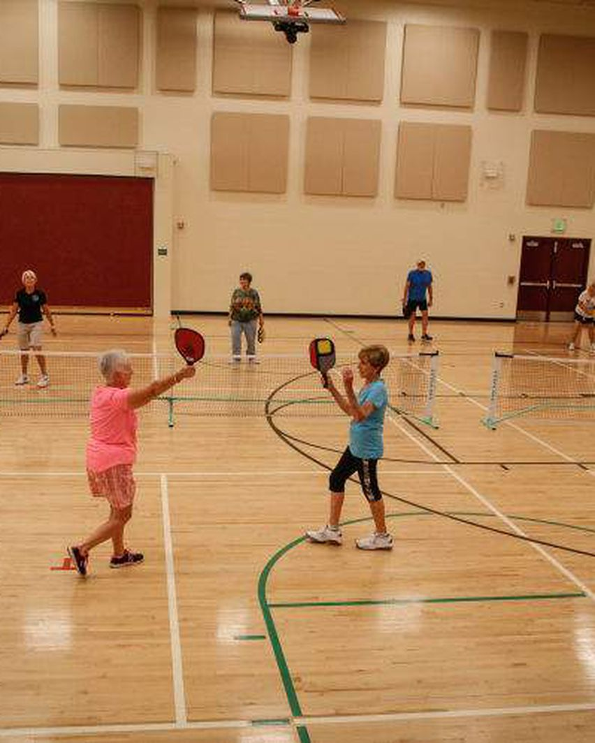 Pickleball Is Picking Up Steam