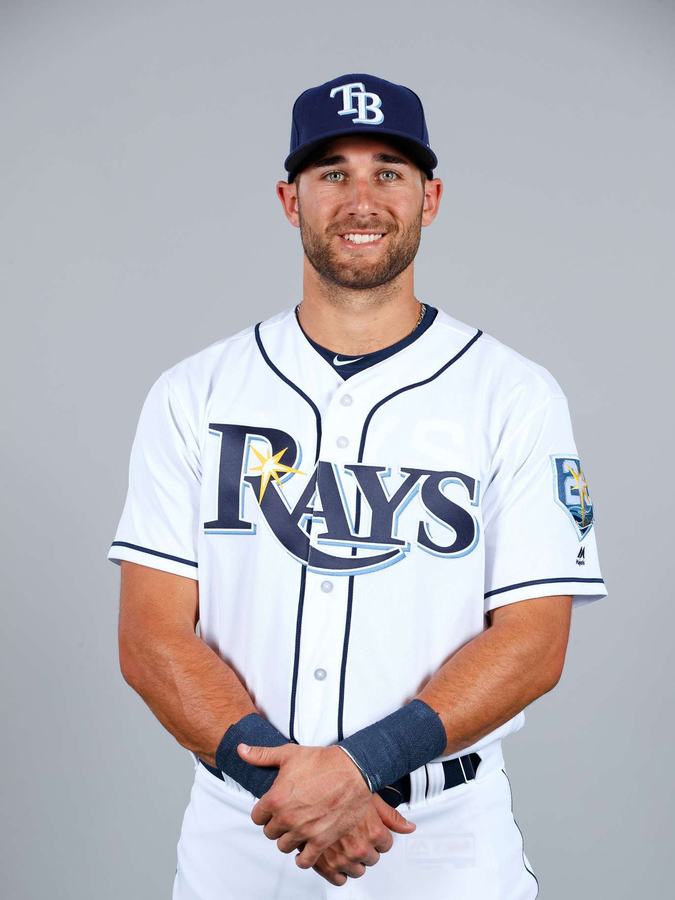 1. Kevin Kiermaier, cf, No. 39: Is the most dynamic and valuable player on the field at any time, key after two injured shortened seasons is keeping him out there. (Photo by Mike Carlson/MLB Photos via Getty Images)