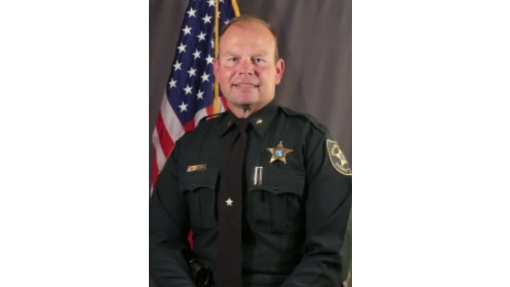 Highlands County Sheriff Paul Blackman (Photo courtesy of Highlands County Sheriff's Office)
