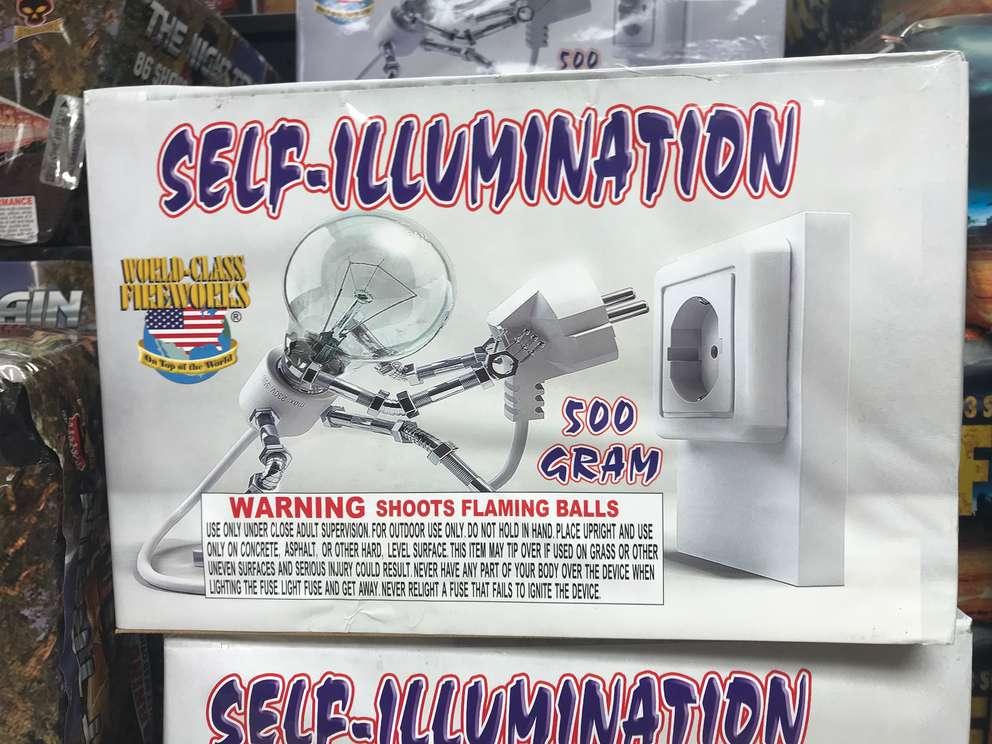 Self-Illumination