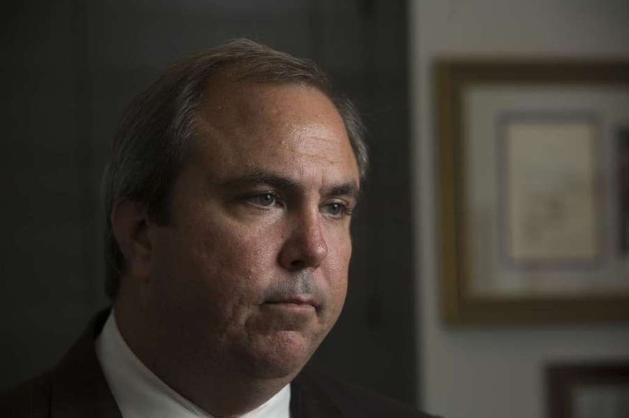 """Do we want to have borders or not?"" said Rep. Joe Gruters, a Sarasota Republican."