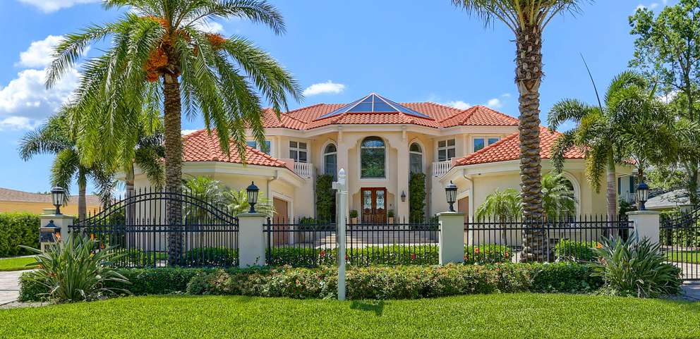 The 25 most expensive homes sold around Tampa Bay in 2018 | Tampa