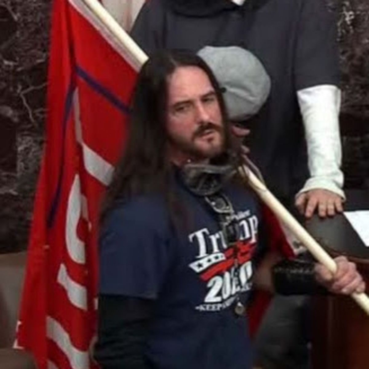 Florida Man Gets Eight Months in Prison in First Sentencing for January 6 Capitol Riot