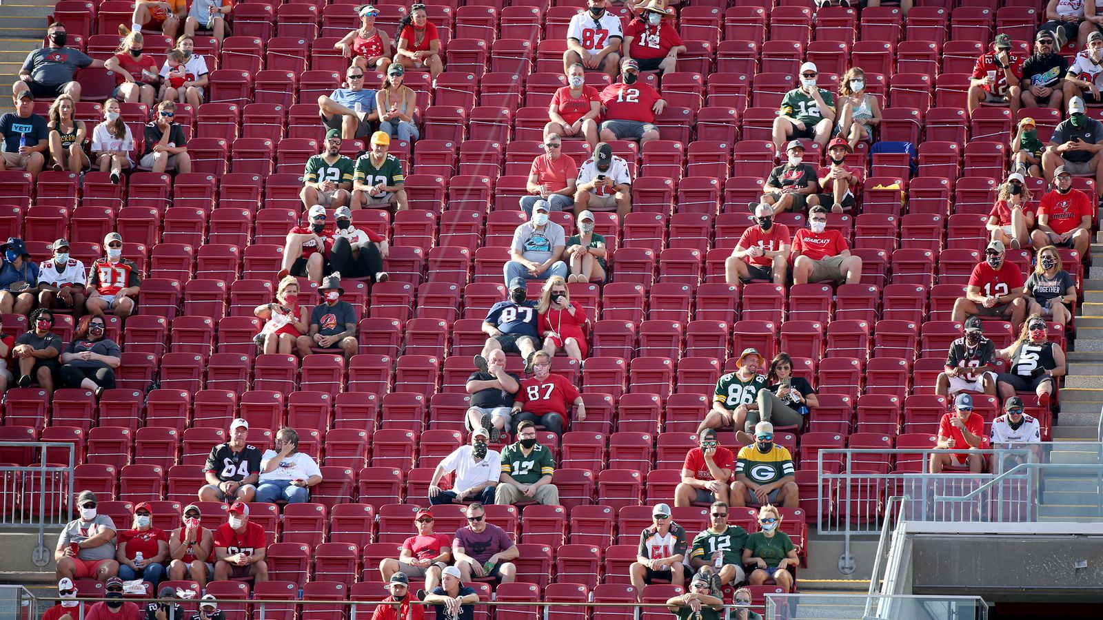 Super Bowl 55 Likely To Feature Limited Audience At Raymond James Stadium